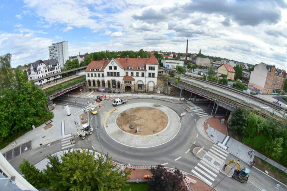 Seit August läuft der Verkehr am Südbahnhof rund.