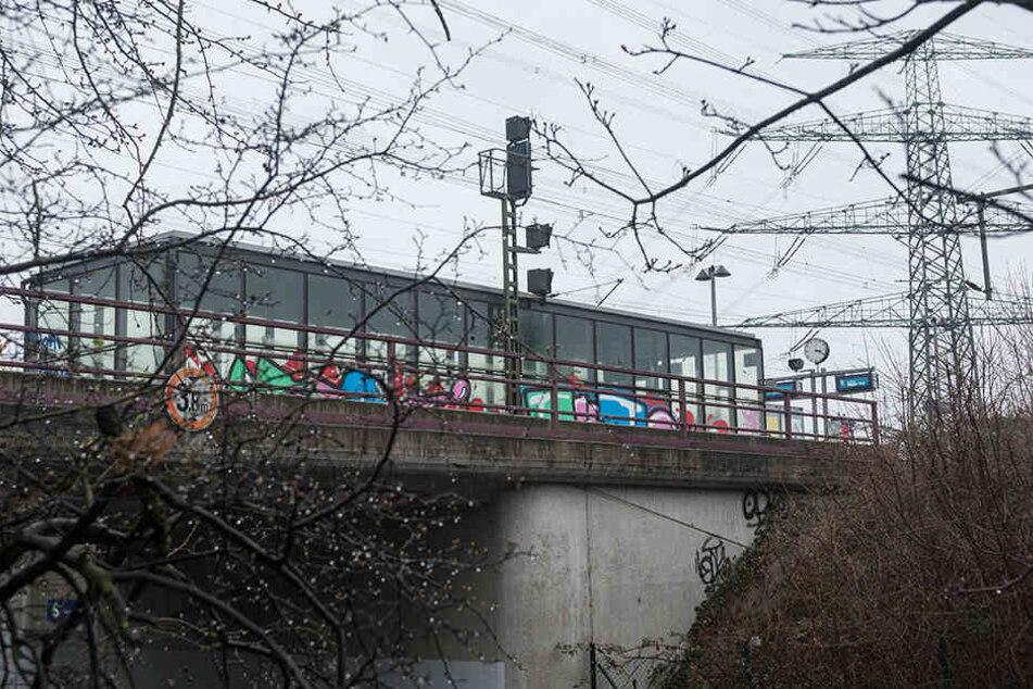 Die Tat geschah am 17. März am S-Bahnhof Dresden-Zschachwitz.