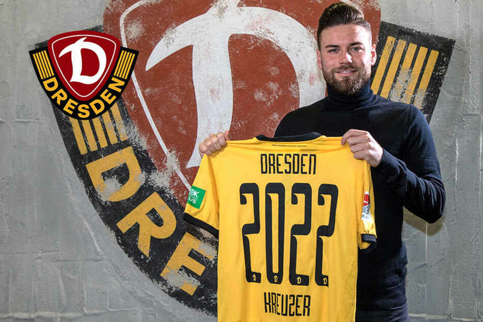 Neuer Vertrag! Niklas Kreuzer bleibt bei Dynamo