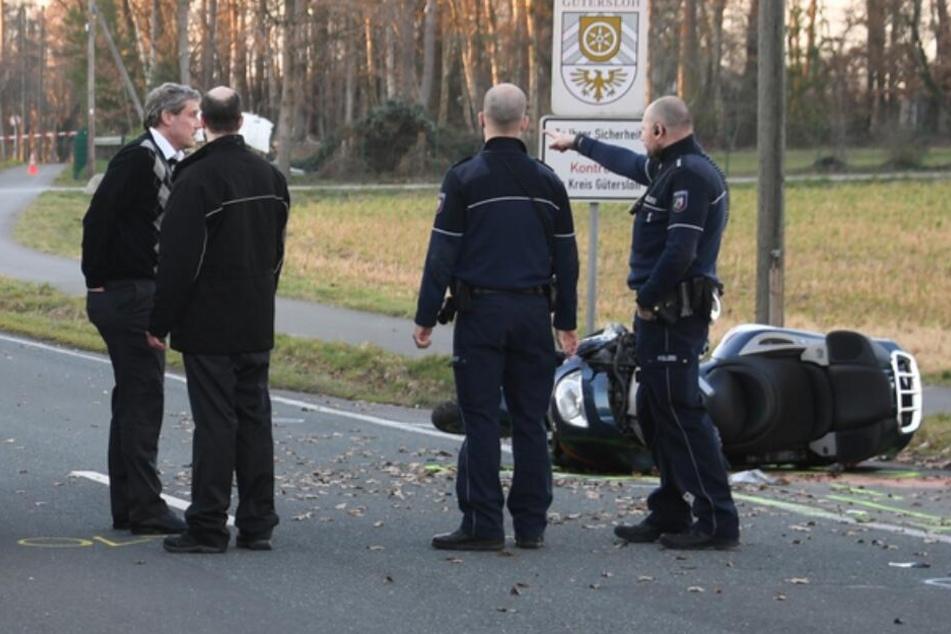 18-jähriger Autofahrer will Crash verhindern: Biker tödlich verletzt