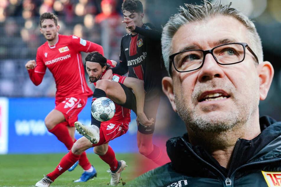 Union bekommt es zum dritten Mal in dieser Spielzeit mit Bayer Leverkusen zu tun.
