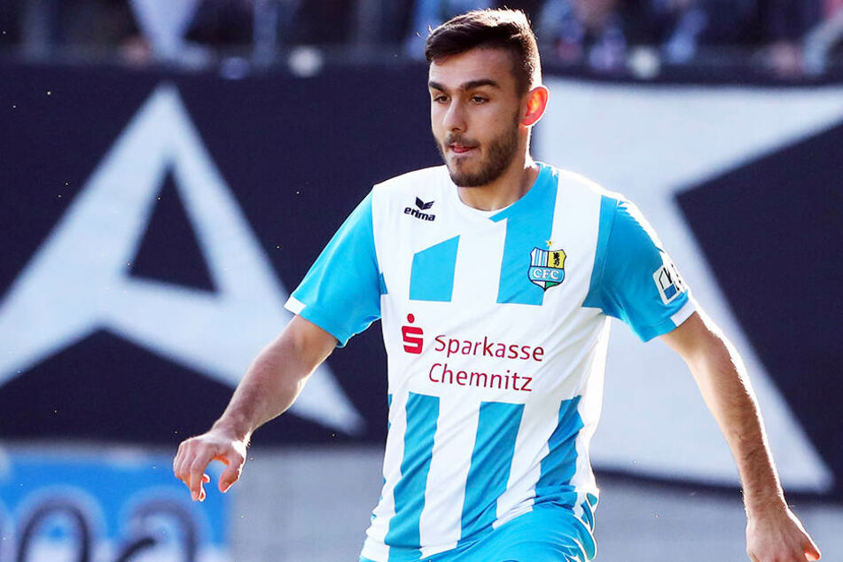 Verletzung auskuriert! Ioannis Karsanidis kehrt ins Mannschaftstraining des CFC zurück.