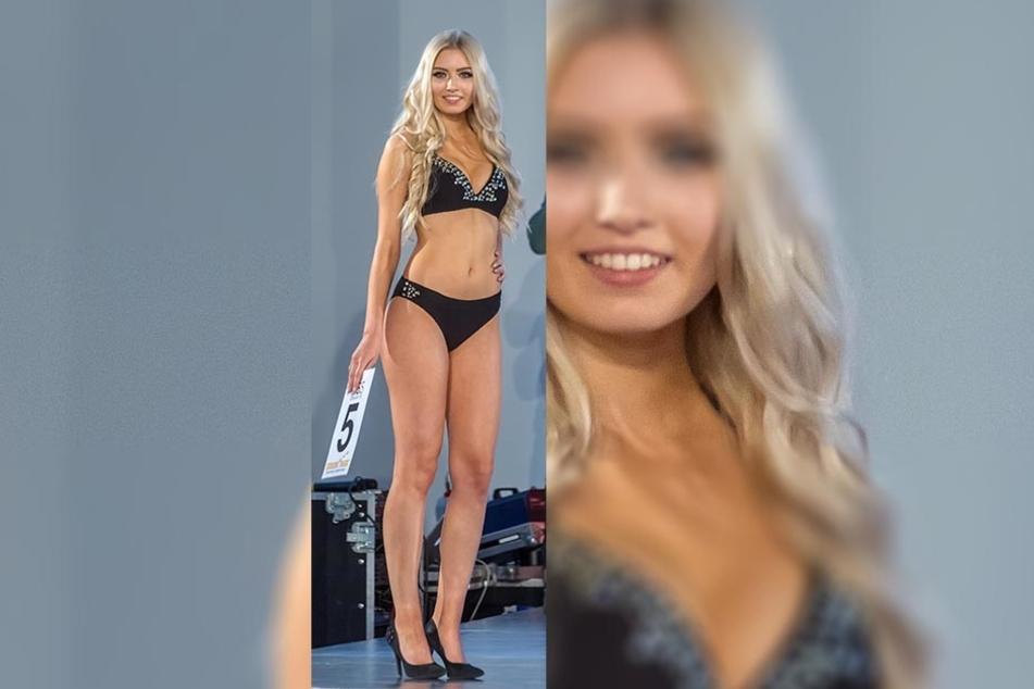 Soraya ist 1,72 m groß, wiegt 56 Kilo und trägt Konfektionsgröße 34/36. Mit  ihren Maßen 86-62-90 war die Bikinirunde beim Wettbewerb kein Problem für  sie.