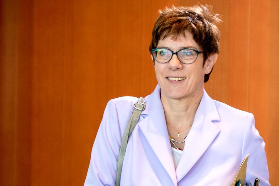 Die CDU-Vorsitzende wird zudem für Wahlkampftermine nach Sachsen fahren.