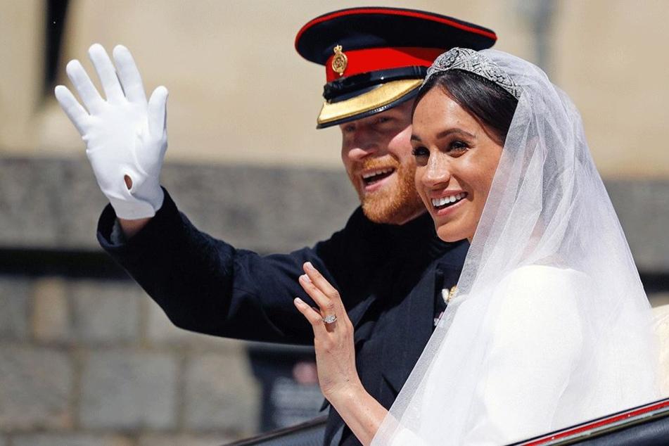 Prinz Harry und Meghan Markle geben Geschenke zurück: Danke, aber nein danke