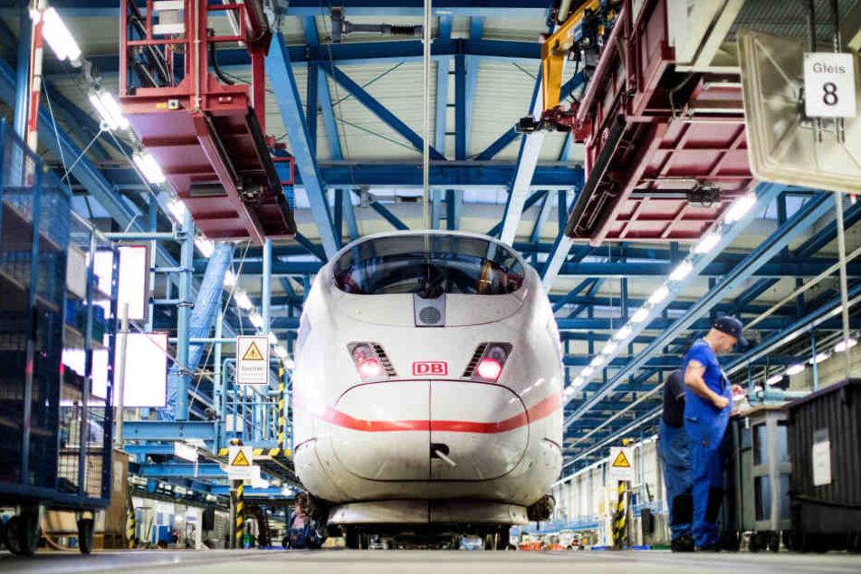 KORREKTUR: Knapp 1,2 Millionen Bahnfahrer auf neuer Trasse in 100 Tagen