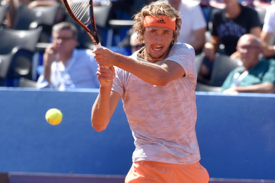 Corona-Eklat bei Adria-Tour: Tennisprofi Zverev getestet