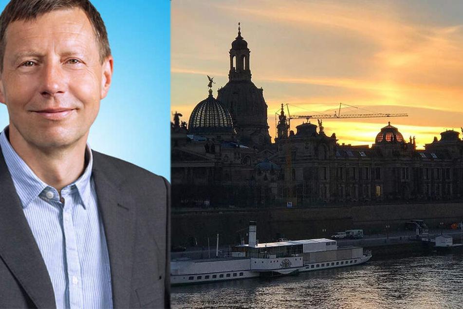 Radio-Reporter Rocco Reichel (51) veröffentlicht mit Vorliebe Sonnenuntergänge.