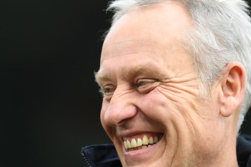 Christian Streich ist wahrscheinlich der sympathischste Bundesliga-Trainer.