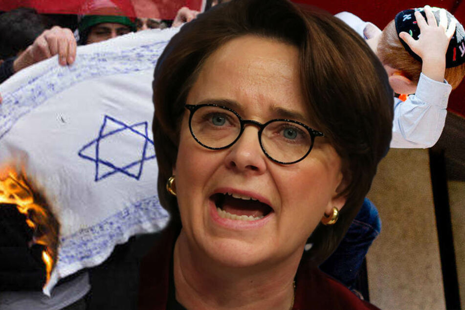 Annette Widmann-Mauz erklärt dem Antisemitismus den Kampf.
