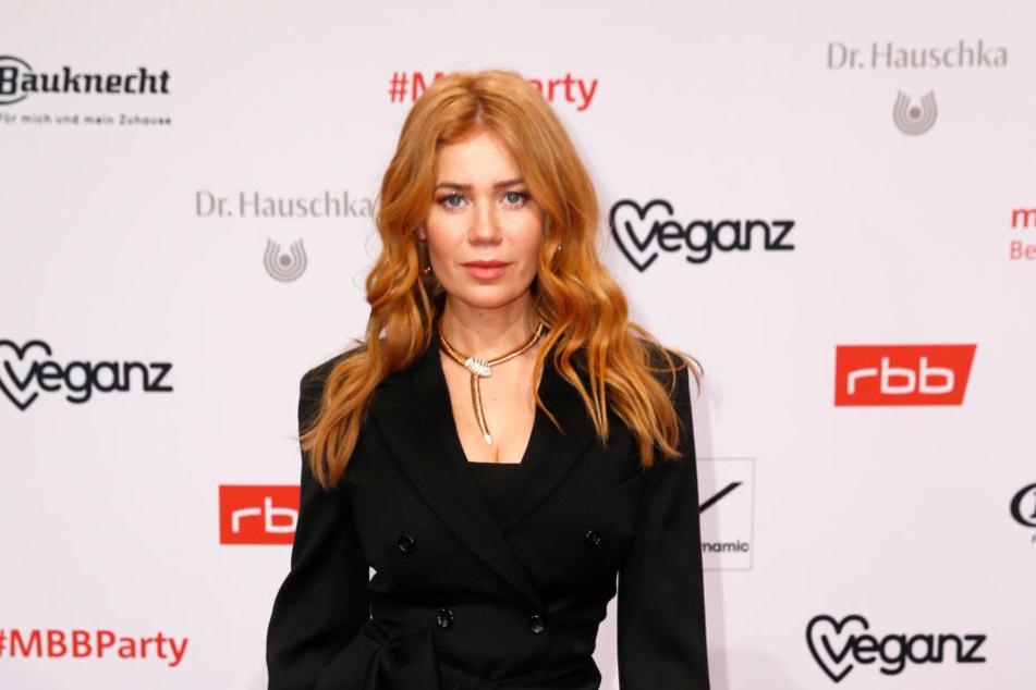 Es waren viele prominente Gäste da, unter anderem Palina Rojinski.