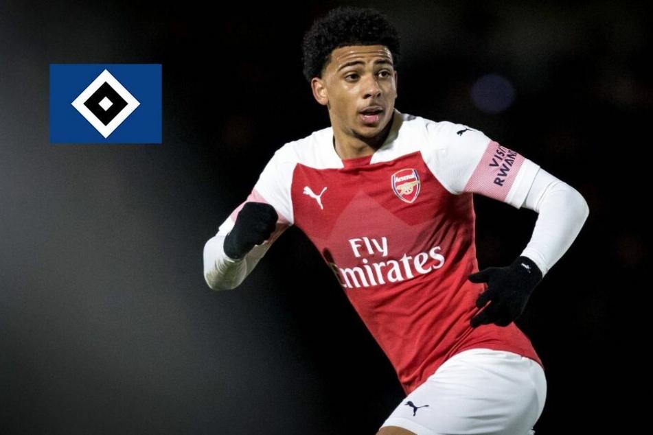 Nummer elf! HSV macht Transfer mit Arsenal-Talent Amaechi fix