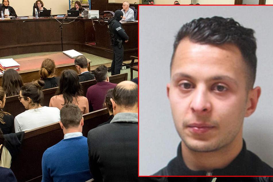 Salah Abdeslam wurde verurteilt. Der Franzose muss 20 Jahre in Haft.