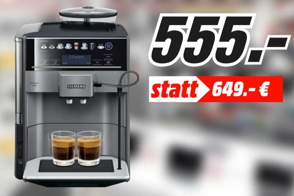Siemens Kühlschrank Mediamarkt : Media markt siemens kaffeevollautomat angebot rosenheim im