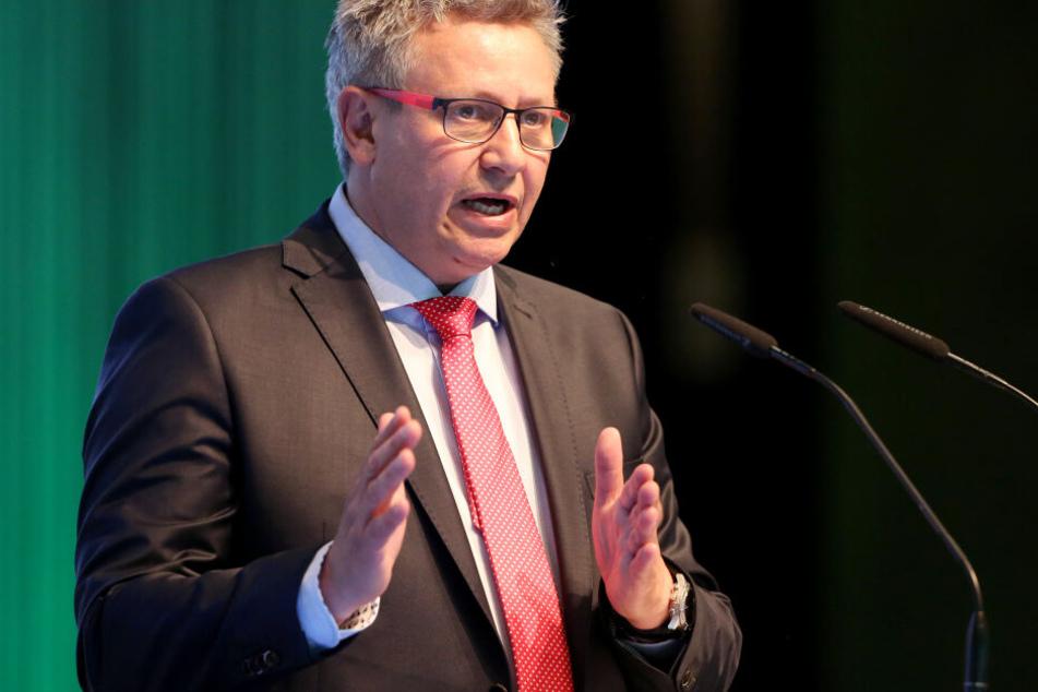 GdP-Landeschef Michael Mertens bewertet die Großrazzia als Erfolg.