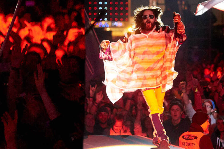 Jared Leto bei Rock am Ring.