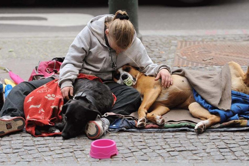 Die Zahl der obdachlosen Frauen hat in den vergangenen Jahren zugenommen.