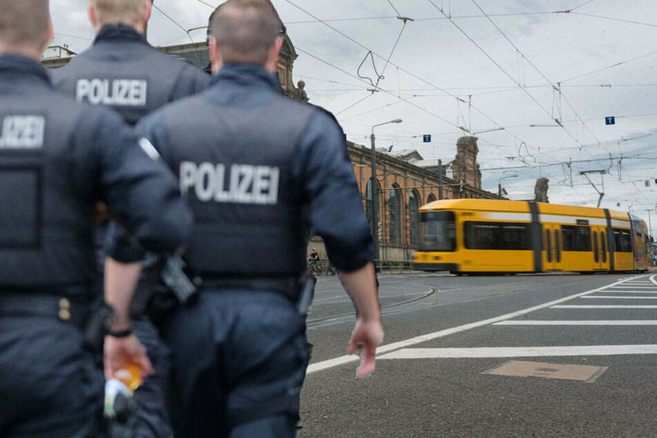 In Dresden-Friedrichstadt gab es in der Nacht zum Dienstag eine Schlägerei.