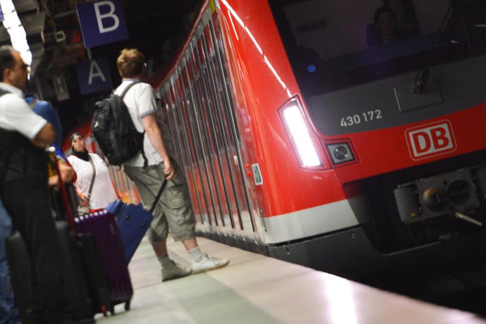 Zugstrecke südlich von Frankfurt gesperrt: Auch zwei S-Bahn-Linien betroffen