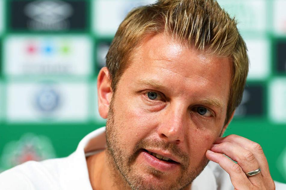 Unter Kohfeldt läuft's. Werder Bremen und sein Trainer wollen kommende Saison wieder voll angreifen.