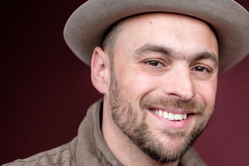 Sänger Max Mutzke hat deutliche Meinung von Social Media
