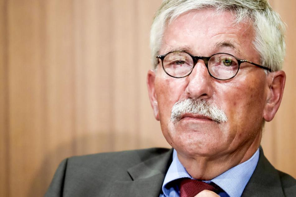 """Sarrazin warnt: """"SPD ist in Gefahr, von Volkspartei zu Sekte abzusteigen"""""""