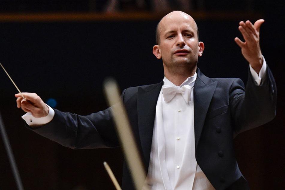 Spanier ehren Chemnitzer Musikdirektor!
