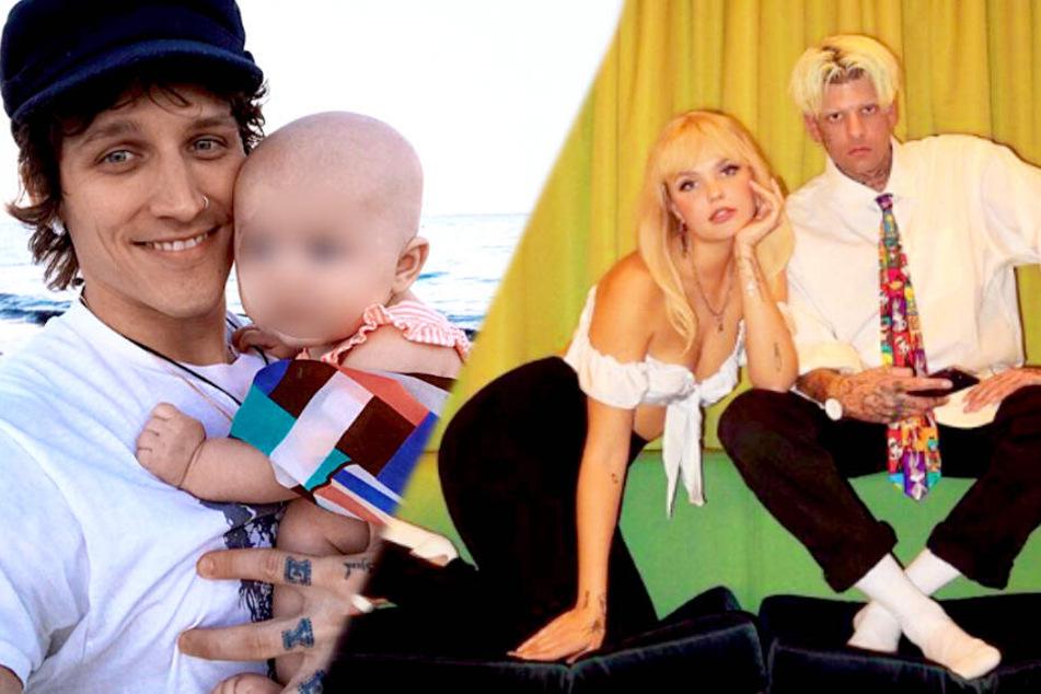 Übler Streit um Bonnie Stranges Babys: Das sagt ihr Neuer!