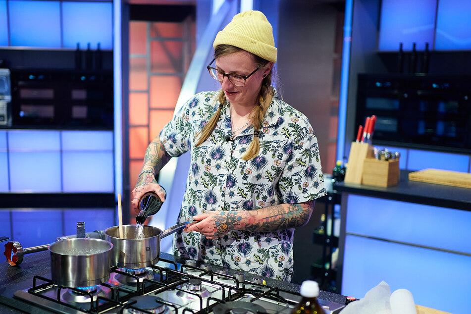 Am heutigen Mittwoch will sie auch die TV-Experten kulinarisch verwöhnen.