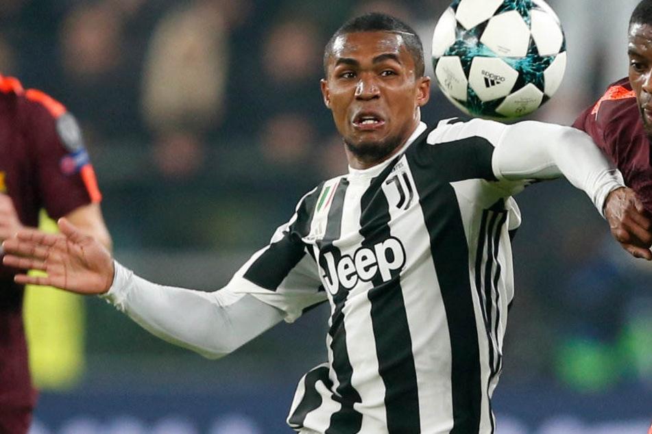 Douglas Costa wurde von Juventus Turin für 40 Millionen Euro fest verpflichtet.