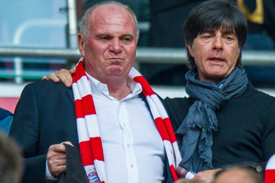 Bundestrainer Joachim Löw (58) meint die Bayern können immer wieder rankommen.