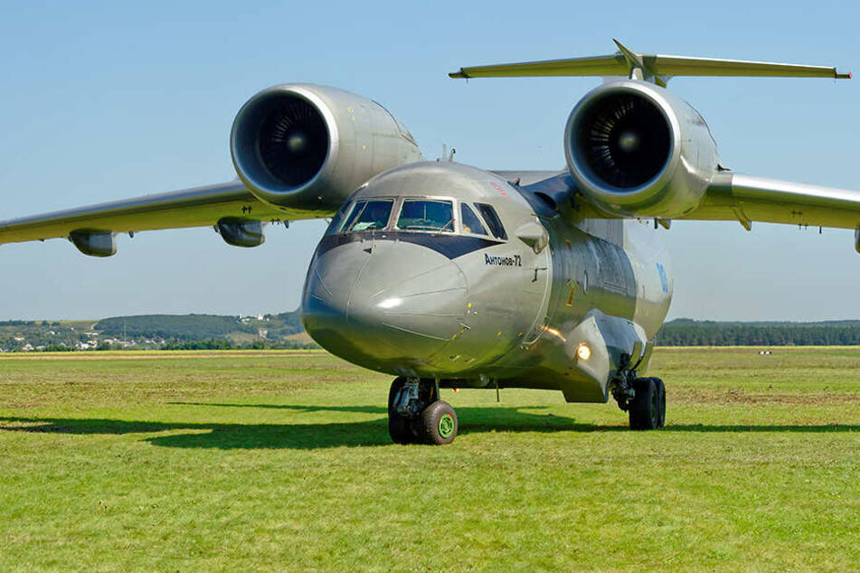 Von der Antonow-Maschine fehlt jede Spur. (Symbolbild)