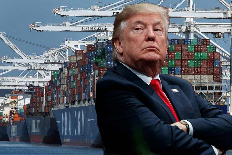 Zollstreit zwischen USA und EU: Was teurer wird, welche Jobs in Gefahr sind