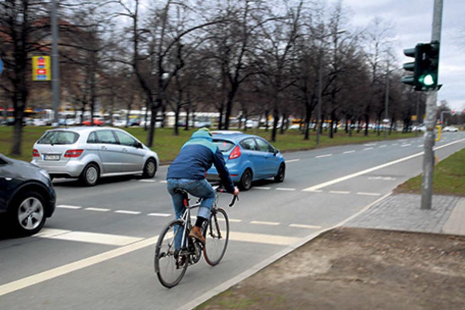 Die Ampel-App für Radfahrer soll noch im Sommer für alle nutzbar sein.