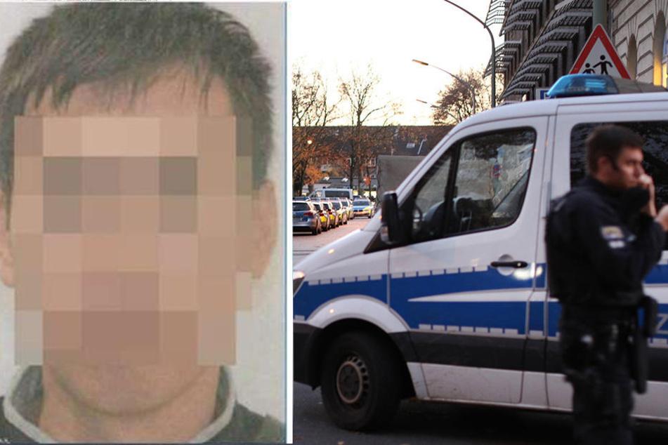 Seit Anfang November wurde der 39-Jährige gesucht.