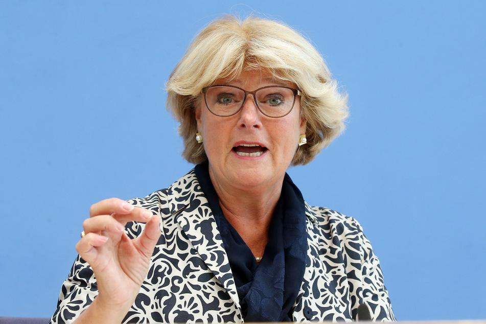 Kulturstaatsministerin Monika Grütters (58, CDU).