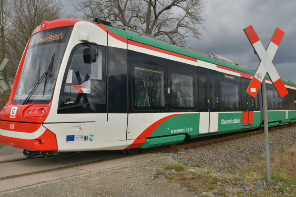 Chemnitz: Ausbau verspätet sich! Citybahn nach Aue erst Mitte 2021 fertig