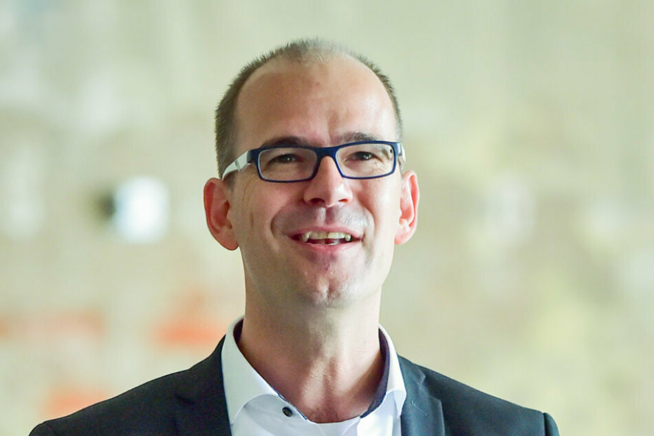CWE-Chef Sören Uhle (44) hatte sich etwas leichtfüßig zum Kaufhof-Aus geäußert.