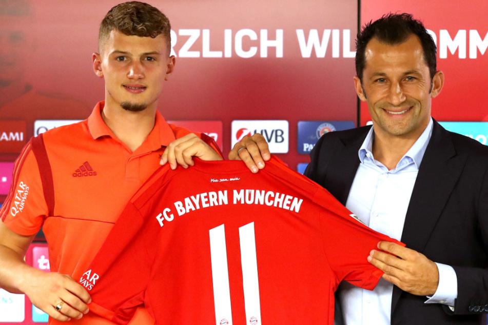 Michaël Cuisance (21) wollte beim FC Bayern München durchstarten.