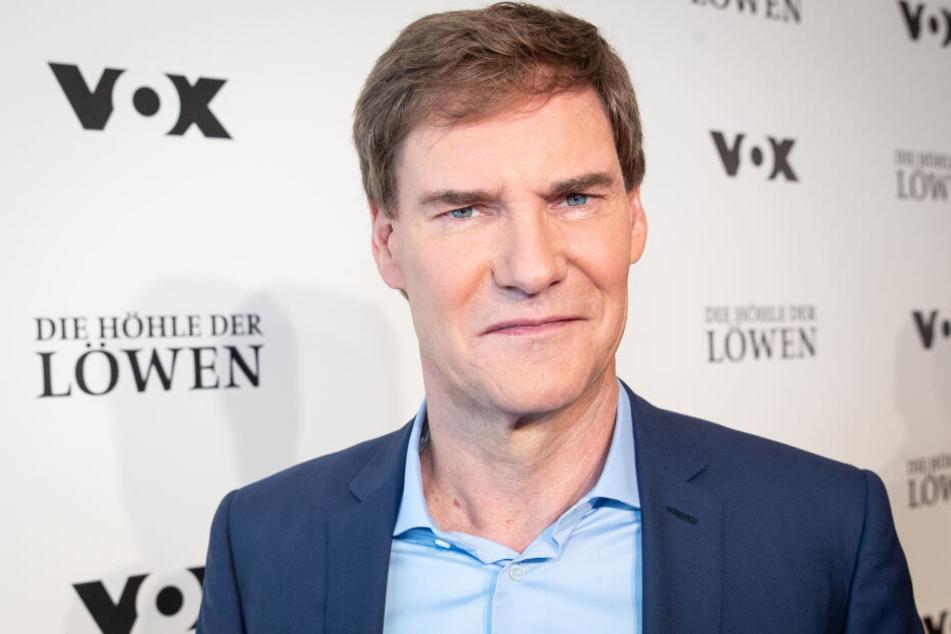 Carsten Maschmeyer ist seit der 2. Staffel festes Mitglied der DHDL-Jury.
