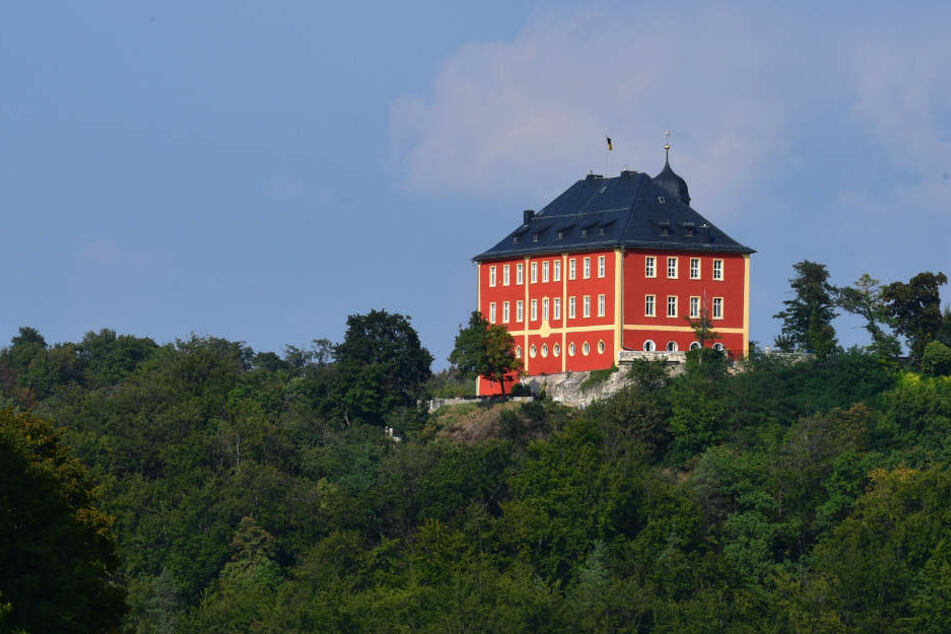 Gemeinsam mit seinen Eltern besitzt der Antikhändler auch Schloss Brandenstein in Thüringen.