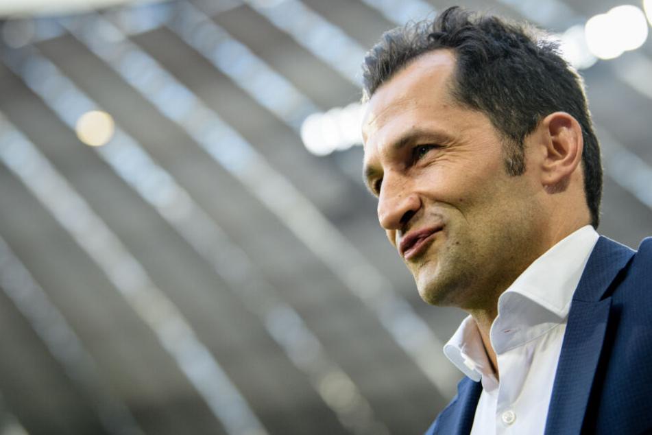 Hasan Salihamidzic, Sportdirektor des FC Bayern.