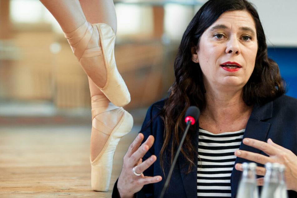 Verdacht auf Kindeswohl-Gefährdung: Scheeres stellt Leiter der Staatlichen Ballettschule Berlin frei