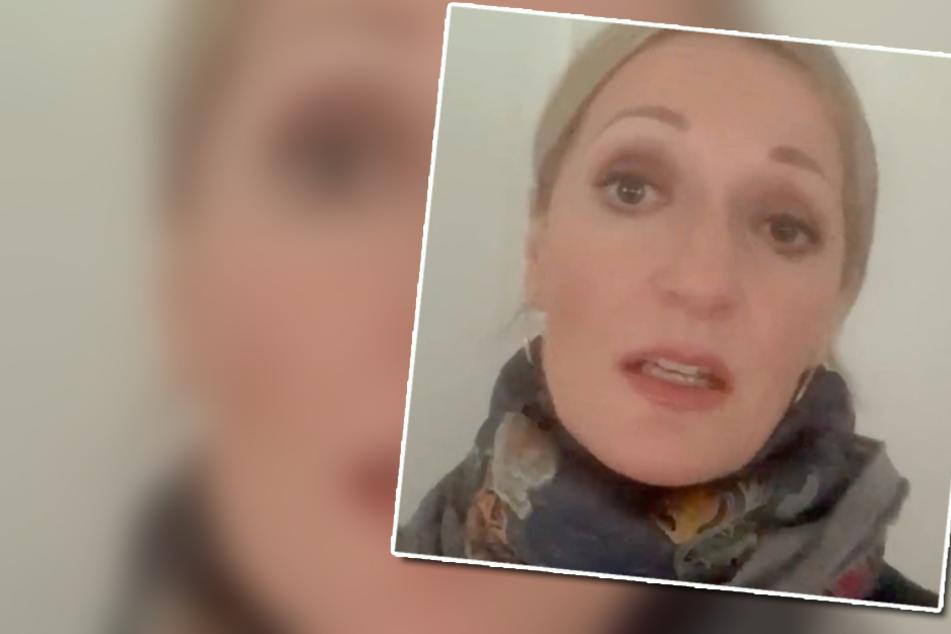 """Monika Gruber findet deutliche Worte: """"Der Deutsche ist ein egoistisches Ar***loch."""""""