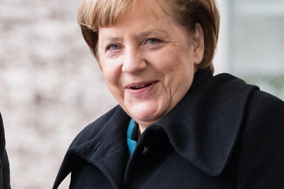 Angela Merkel wird sich mit Staats- und Regierungschefs treffen. (Archivbild)