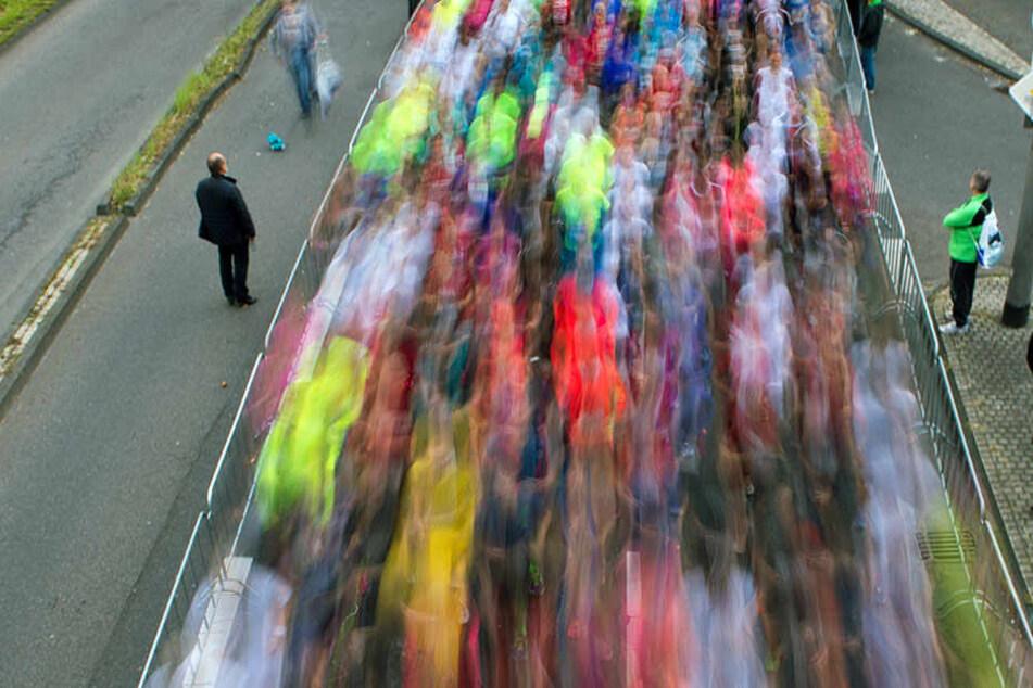 Ein Läufer starb beim Köln-Marathon.