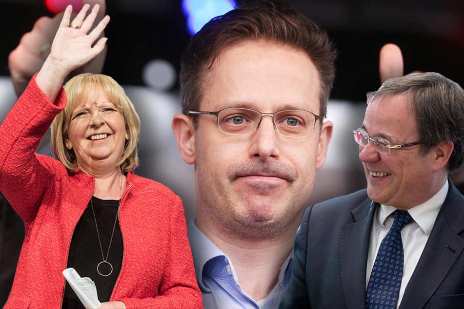 Landtagswahl-Trend: Welche Parteien stehen momentan im Ranking vorne?