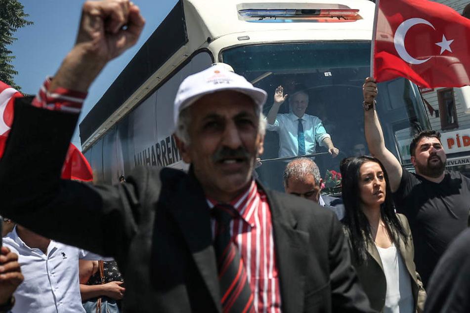 In der Türkei finden am Sonntag vorgezogene Wahlen statt. (Symbolbild)