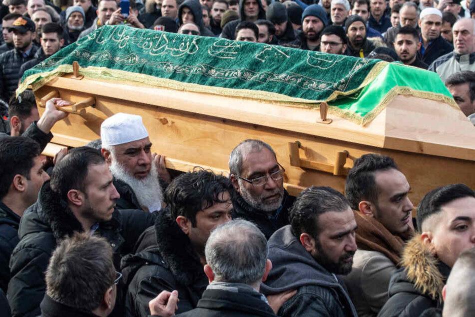 Blutnacht von Hanau: Totengebet für zwei weitere Opfer des Anschlags