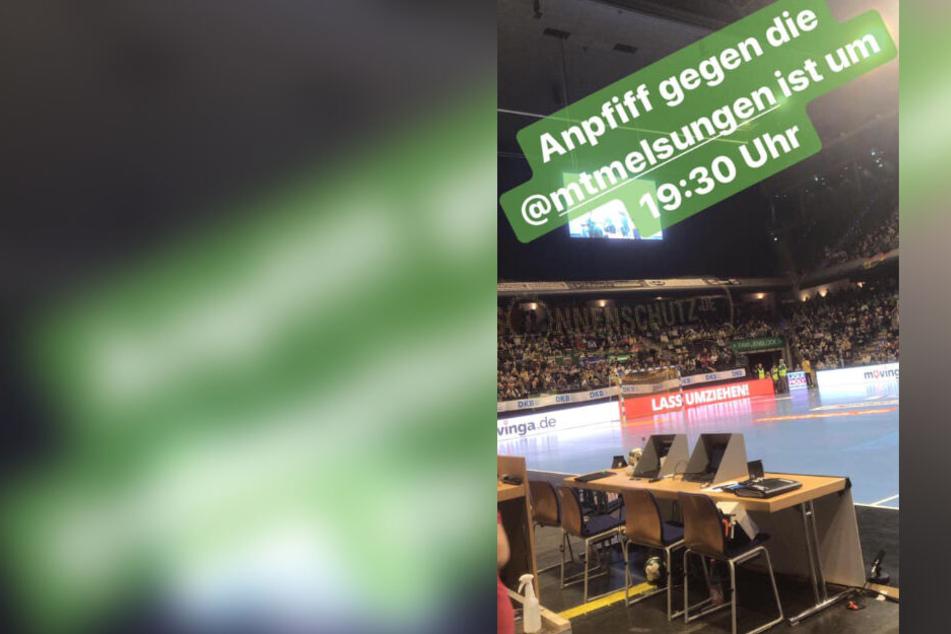 """Todes-Drama bei """"Füchse Berlin""""-Spiel! Fan bricht vor Anpfiff zusammen und stirbt: Seine Witwe äußert besonderen Wunsch"""